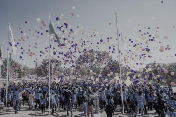 Camp Life - Isabel - Ballon Release